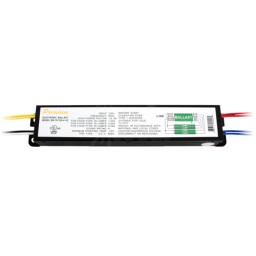 Fluorescent Ballast for T-8 32watt 2 Lamp Dual Voltage 120/277 High Power Factor