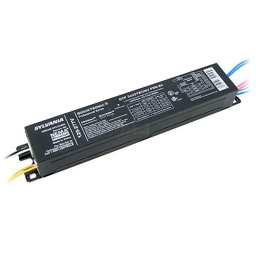 Sylvania Quicktronic QHE 3x32T8/UNV PSN-SC T8 3 lamp electronic ...
