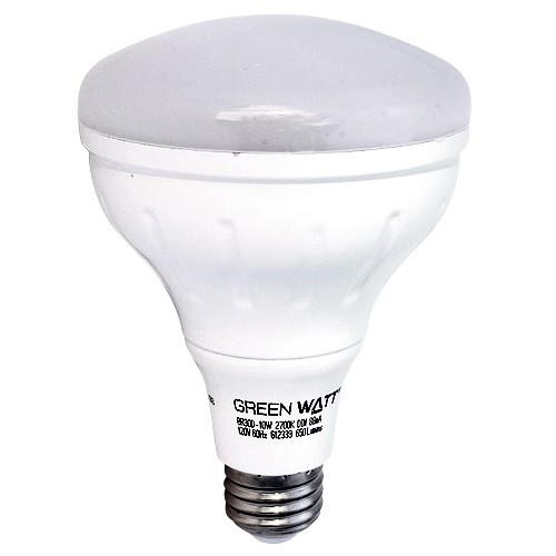Led Flood Light Bulbs 5000k: Green Watt G-L2-BR30D-11W-5000K LED 11watt BR30 5000K