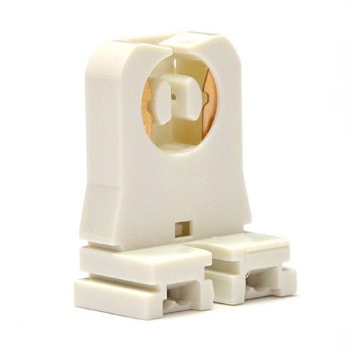 fluorescent non shunted socket for t8 led lamps. Black Bedroom Furniture Sets. Home Design Ideas
