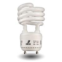 Bulk GU24-Spiral Compact Fluorescent - CFL - 14 watt - 27K
