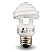 Bulk Top Spiral Compact Fluorescent Lamp - CFL - 30 watt - 50K