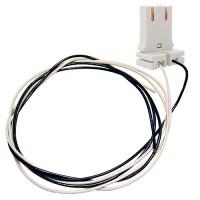 LED T8 1-1650SW T8 T12 U-Bend Socket 2-Wire Kit