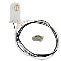 LED T8 1-1805 Socket Wire Connector 2-Wire Kit