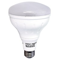 Green Watt G-L2-BR30D-11W-2700K LED 11watt BR30 2700K flood light bulb dimmable