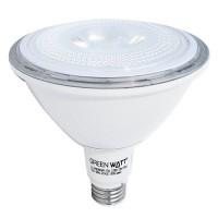 Green Watt LED 15watt Par 38 2700K 40° flood light bulb dimmable G-L4-PAR38D-15W-2700K-40