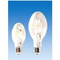 400watt Metal halide lamp reduced jacket unprotected MOG screw base ED28 universal burn position 4000K light bulb