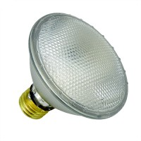 Bulk SYLVANIA 16128 Par 30 Short Neck CAPSYLITE 60 watt Narrow Flood halogen light bulb 120volt