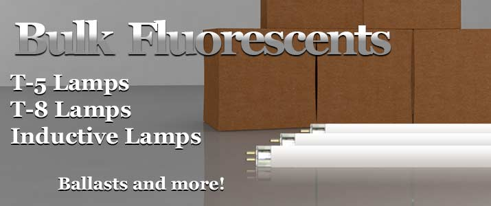 Bulk Fluorescent
