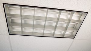 Convert Fluorescent to LED T8 Drop Ceiling